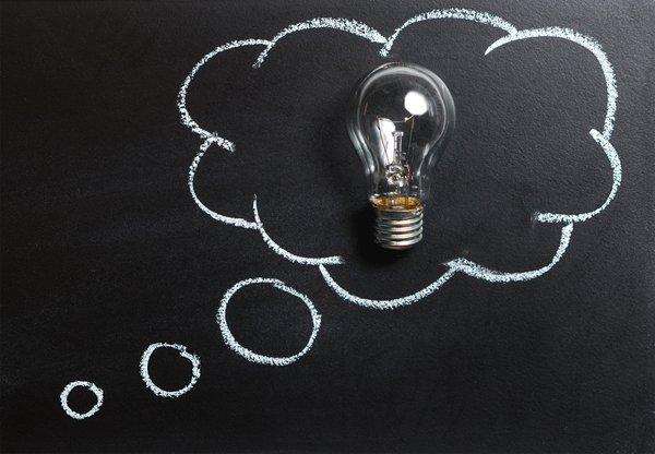 Light Bulb Thought